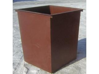 Купить контейнер металлический для мусора (без колес)
