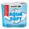 Туалетная бумага Aqua Soft (Аква Софт)