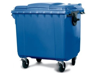 Купить мусорный бак пластиковый 770л РФ
