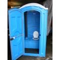 Уличная туалетная кабина бак с подогревом Стандарт 4
