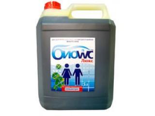 Жидкость для нижнего бака БИО wc ЛЮКС (концентрат), 5 л